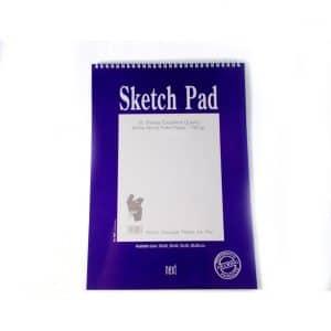 Next sketch pad μπλοκ σχεδίου. Με διπλό σπιράλ. 25 φύλλα λευκά εσωτερικά. Χαρτί 170γρ. άριστης ποιότητας.